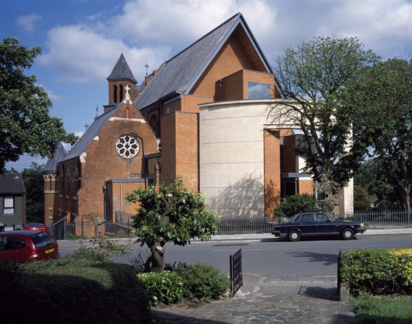 All Saints' Church, Dulwich